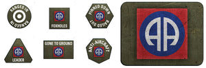 Flames of War: Late War: United States: 82nd Airborne Division Tokens and Objectives (US905)