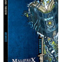 Malifaux 3rd Edition: Arcanist Faction Book (23014)