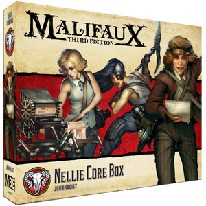 Malifaux: Guild Nellie Core Box (23106)