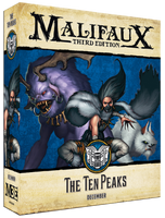 Malifaux: Arcanists The Ten Peaks (23310)