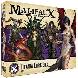 Malifaux: Neverborn Titania Core Box (23422)