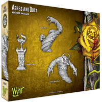 Malifaux: Outcasts: Ashes and Dust (23510)