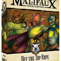 Malifaux: Bayou Off the Top Rope (23615)
