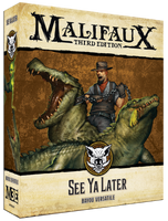Malifaux: Bayou See Ya Later (23627)