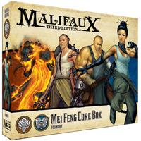 Malifaux: Ten Thunders Mei Feng Core Box (23714)
