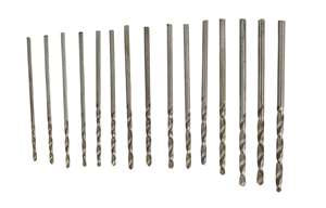 Squadron Drill Bit Assortment 1.05 - 2mm (10822)