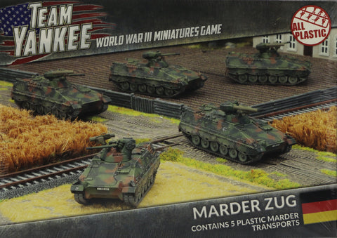 Team Yankee: West German: Marder Zug (TGBX02)