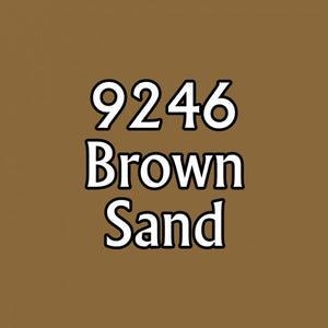 Reaper Paint: Brown Sand (09246)
