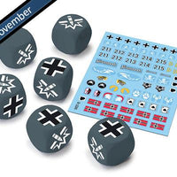 World of Tanks: German Dice and Decals (WOT10)