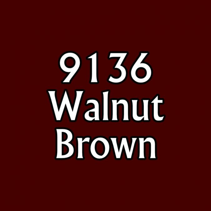 Reaper Paint: Walnut Brown (09136)