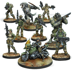 Infinity: Ariadna USAriadna Army Pack