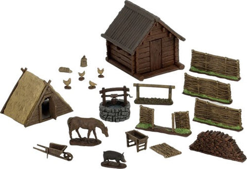 Wizkids 4D Settings: Homestead (74204)