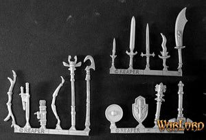 Reaper Warlord: Mercenary Weapons Pack (14522)