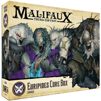Malifaux: Neverborn Euripides Core Box (23410)