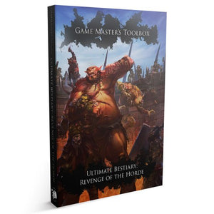 Game Masters Toolbox: Revenge of the Horde Ultimate Bestiary Hardcover