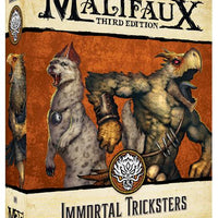 Malifaux: Ten Thunders Immortal Tricksters (23719)