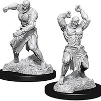 Nolzur's Marvelous Unpainted Miniatures: Flesh Golem (73400)