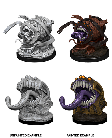 Nolzur's Marvelous Miniatures: Mimics (73192)