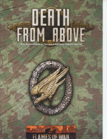 Flames of War: Mid War: Death From Above (FW249)