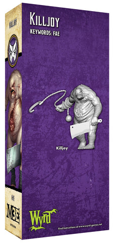 Malifaux: Neverborn: Killjoy (23424)