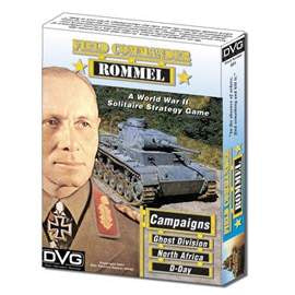 Field Commander Rommel 1st Edition