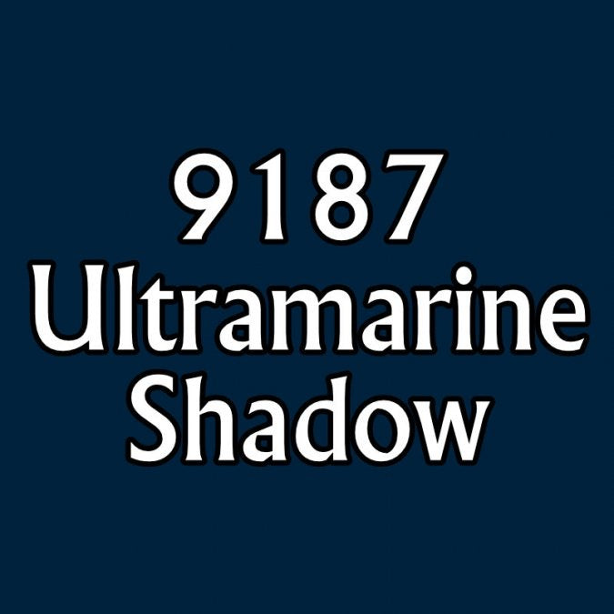 Reaper Paint: Ultramarine Shadow (09187)