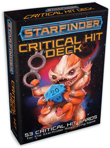 Starfinder RPG: Critical Hit Deck (7406)