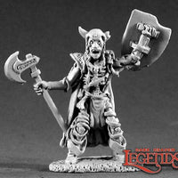 Reaper Dark Heaven Legends: Armored Zombie (02224)