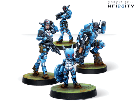 Infinity: PanOceania: ORC Troops (28210)