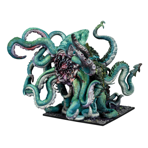 Kings of War: Trident Realm Kraken