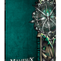 Malifaux: Explorer's Society Faction Book (23028)