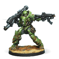 Infinity: Haqqislam Heavy Assault Regiment Al Fasid (Heavy RL)