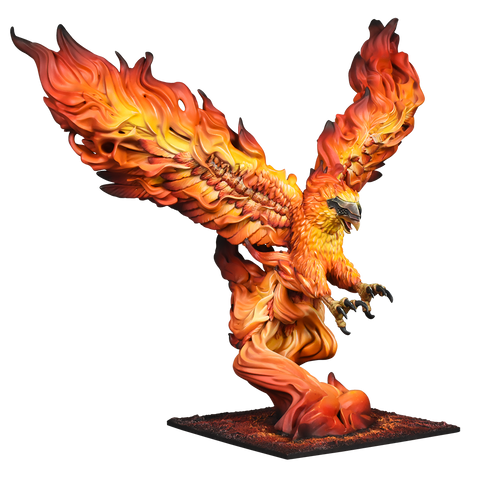 Kings of War: Basilean Phoenix