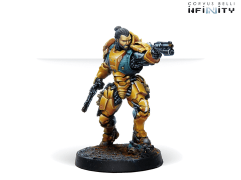 Infinity: Yu Jing: Kit Kokram Invincible Zuyongs Specialists (281308)