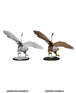 Nozler's Marvelous Miniatures: Diving Griffon (90076)