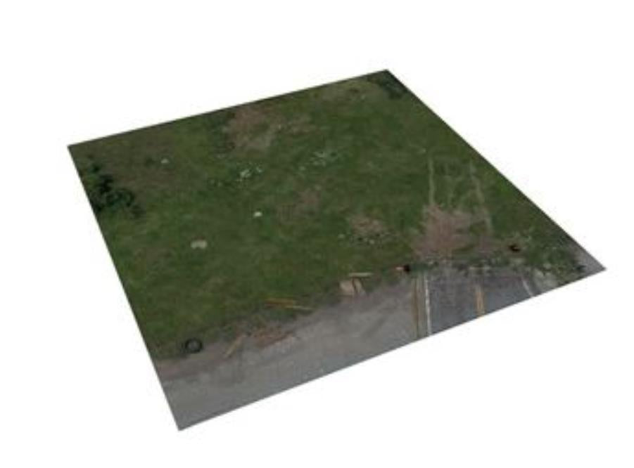 Walking Dead All Out War: Campsite Deluxe Gaming Mat