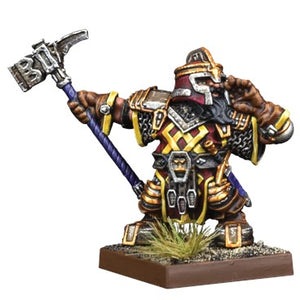 Kings of War Vanguard: Dwarf Shieldbreaker
