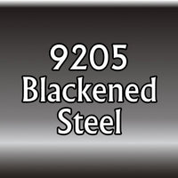 Reaper Paint: Blackened steel (09205)