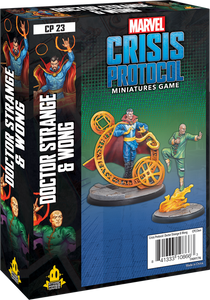 Marvel Crisis Protocol: Doctor Strange and Wong