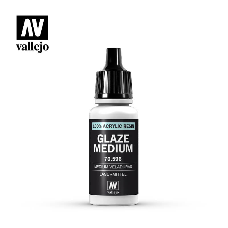 Vallejo: Glaze Medium (70596)