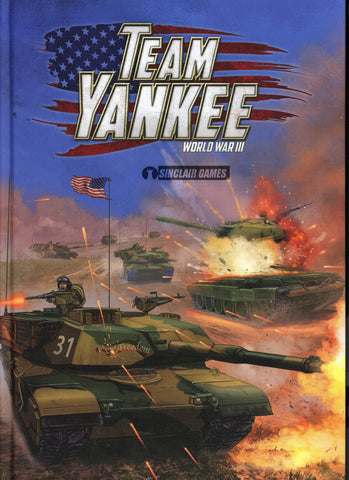 Team Yankee: Hardcover Rulebook (FW913)