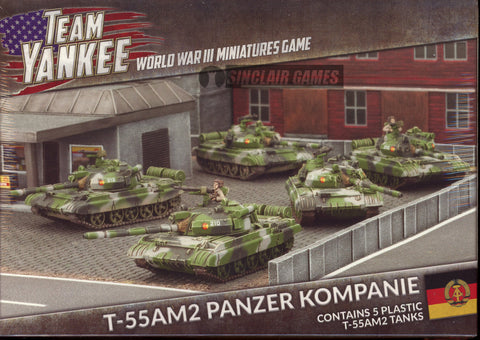 Team Yankee: East German: T55AM2 Platoon (TEBX03)