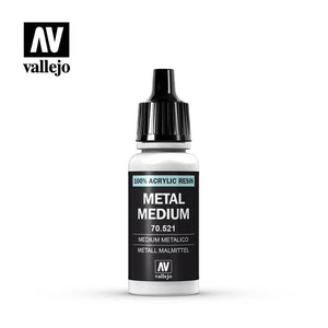 Vallejo: Metal Medium (70521)
