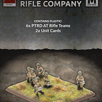 Flames of War: Mid War: Soviet: PTRD AT Rifle Company (SU771)