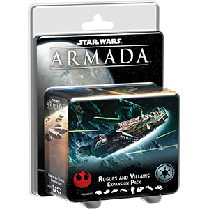 Star Wars Armada: Rogues and Villains Expansion Pack (SWM14)