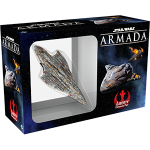 Star Wars Armada: Liberty Expansion Pack (SWM17)