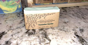 Willow Tree Farm Soap-Cucumber Garden