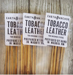 Earth & Anchor Soap Co.-Tobacco Leather Incense