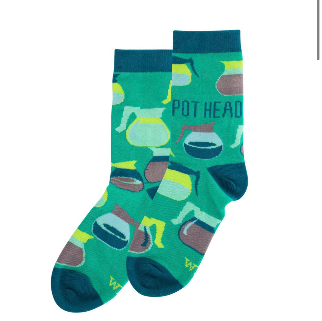 Pot Head Crew Socks