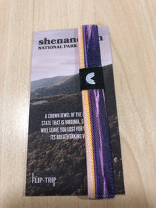 Nature Backs Flip-Trip Bracelet (Shenandoah)